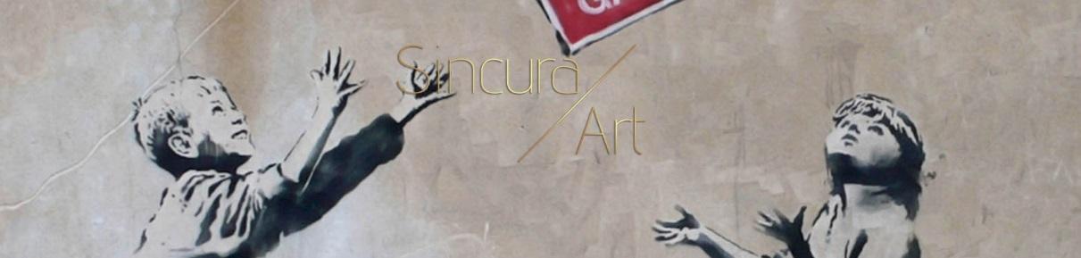 sincura arts case study banksy exhibition