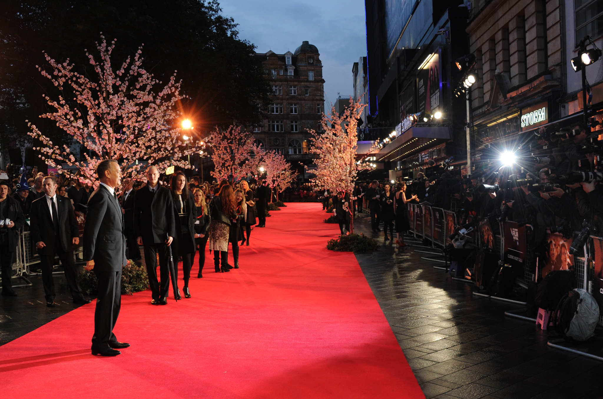 Tickets to film premieres red carpet events VIP latest film news