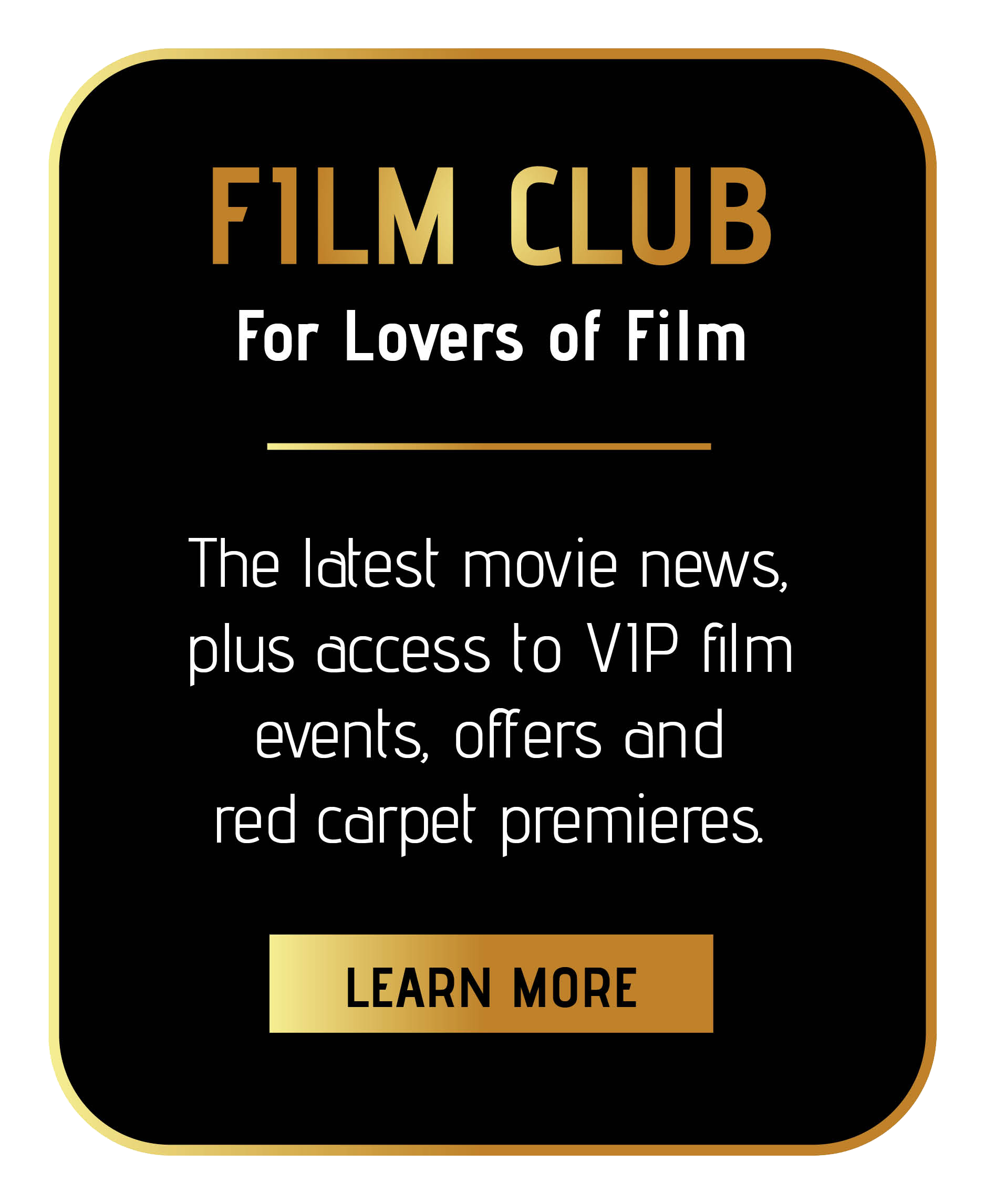 join sincura film club membership for access to the latest film premieres, cannes film festival, evnets and backstage passes