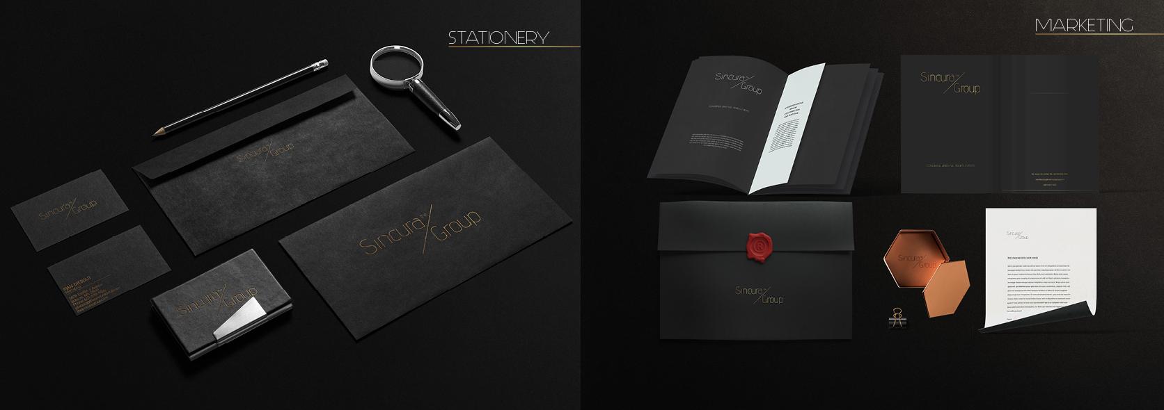 sincura branding deck