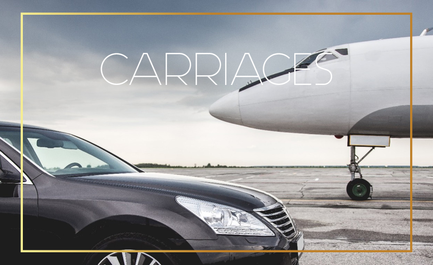 sincura concierge services for Taxis, chauffeurs and car hire