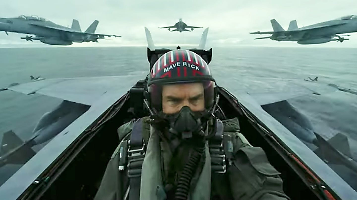 how to get tickets to the Top Gun Maverick UK premiere October 2021