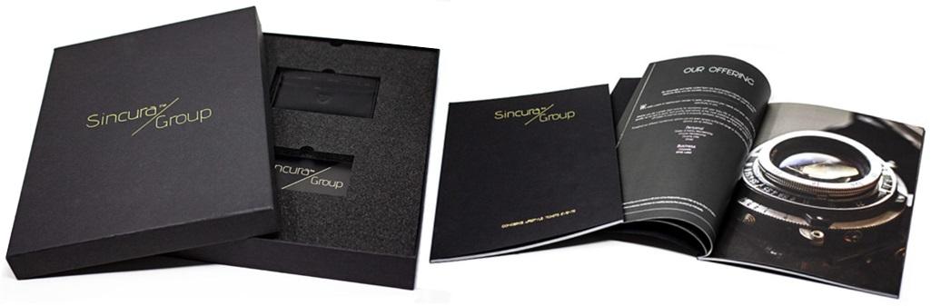 view the sincura concierge brochures