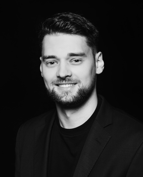 callum van engel food and beverage manager at the Sincura group