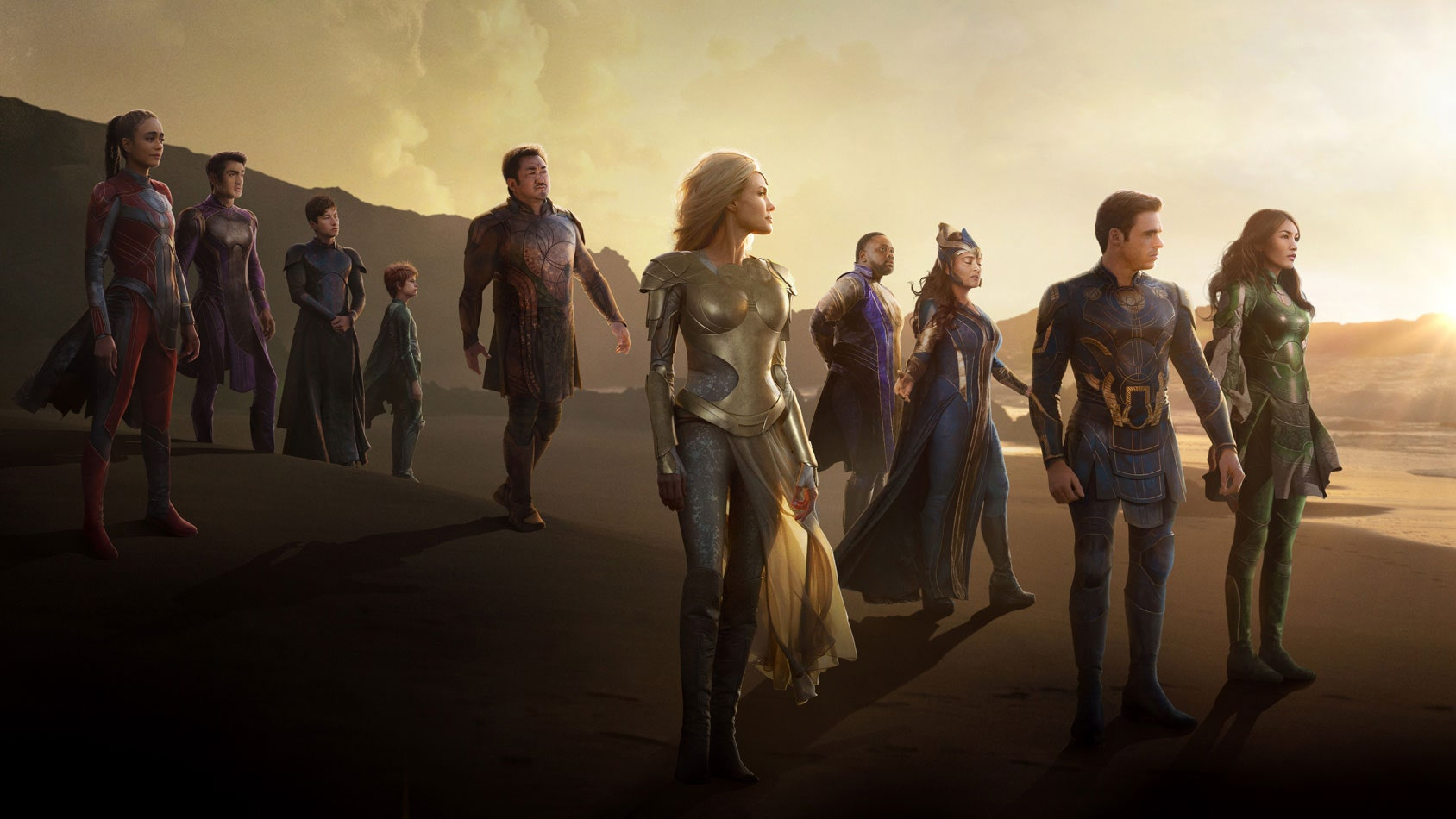 I want VIP after party premiere tickets for the Marvel Eternals in london