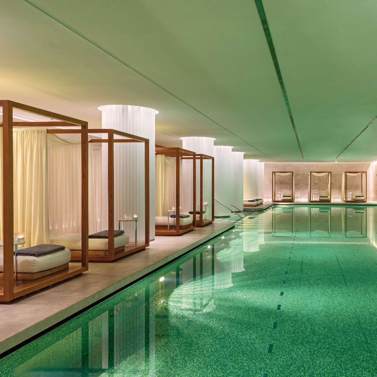 Unwind in luxury at the BVLGARI spa