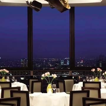 Galvin at the windows of the world