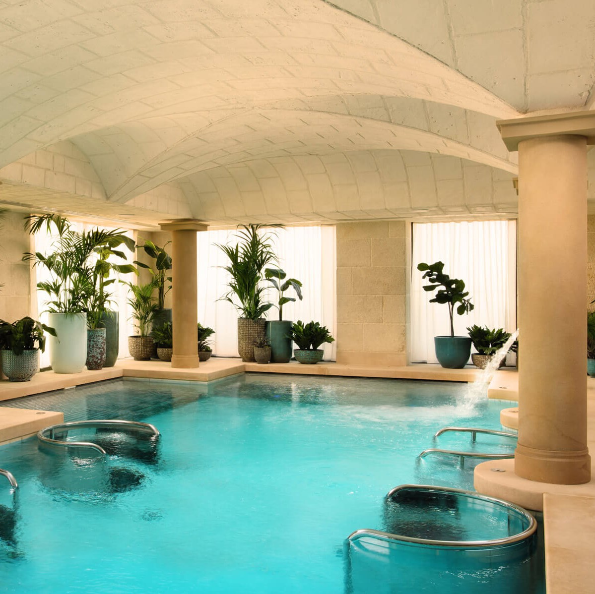 THE THREE GRACES SPA