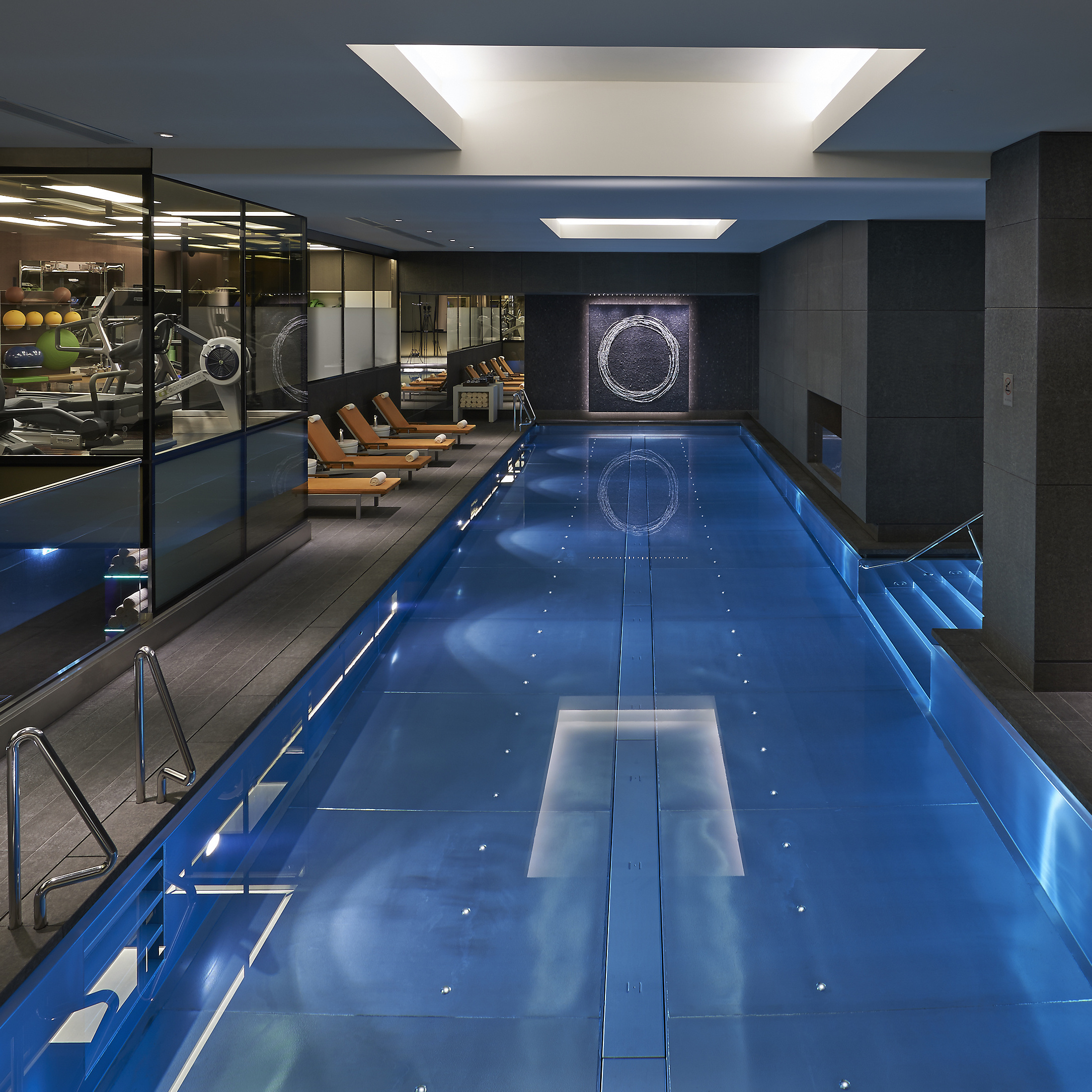 Feel tranquility at The Spa at The Mandarin Oriental
