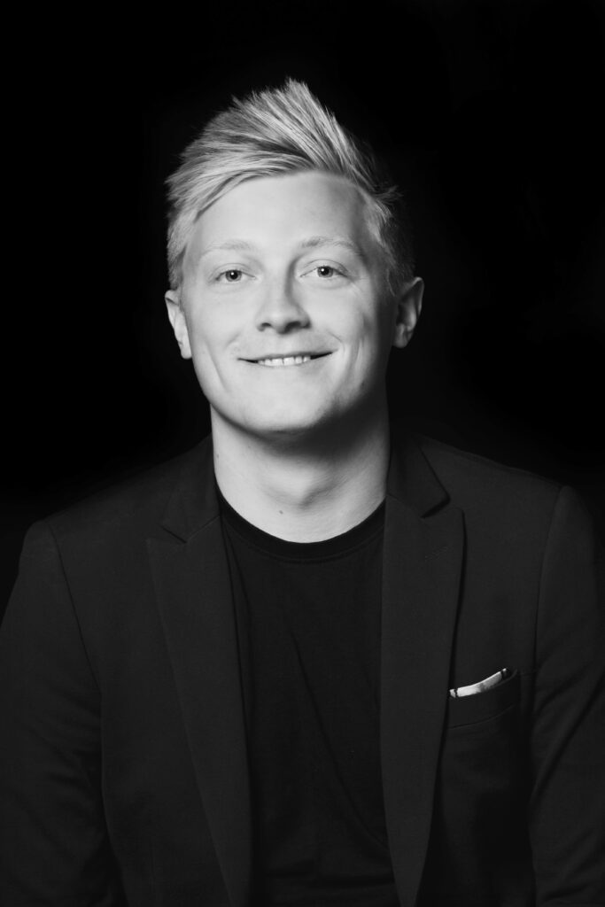 Oliver McGowan-Scanlon concierge team leader at the Sincura group