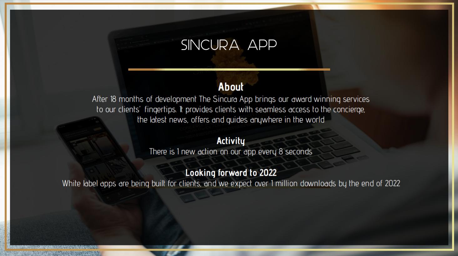 sincura media pack international