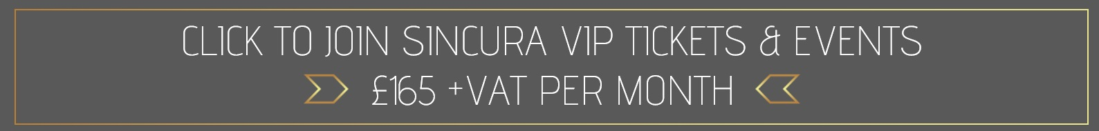 join sincura vip tickets and events membership monmthly