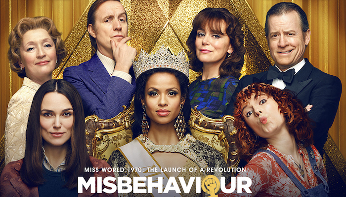VIP Misbehaviour Premiere Tickets