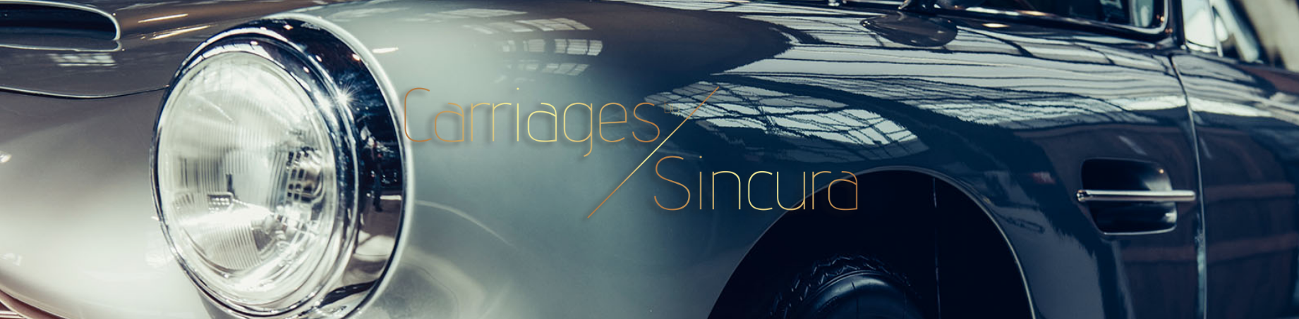 sincura concierge services cars and carriages