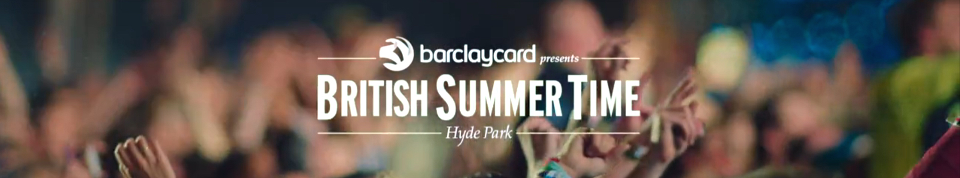 British Summer Time Hyde Park Tickets and Hospitality