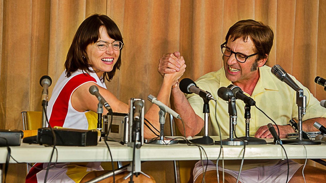 london film festival BATTLE OF THE SEXES - Saturday 07 October 2017 18:00 Odeon Leicester Square