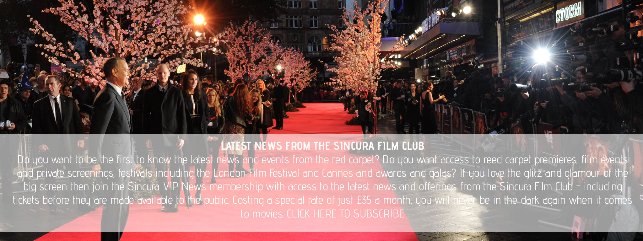 The Sincura Film Club