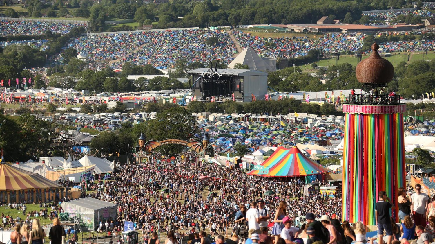 Glastonbury Festival 2020.Glastonbury Festival Music The Sincura Group
