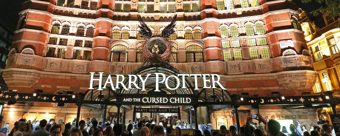 Harry Potter and the Cursed Child on the West end