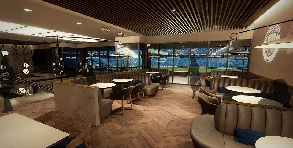Manchester city Hospitality and tickets