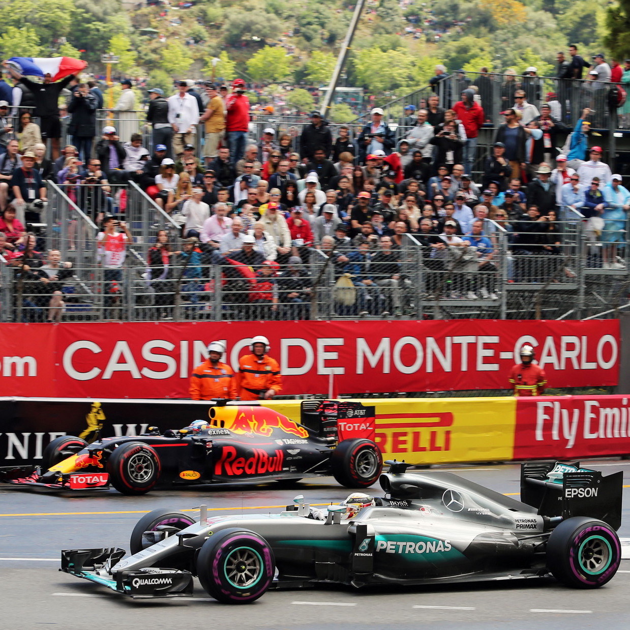 Monte Carlo Tickets and Hospitality