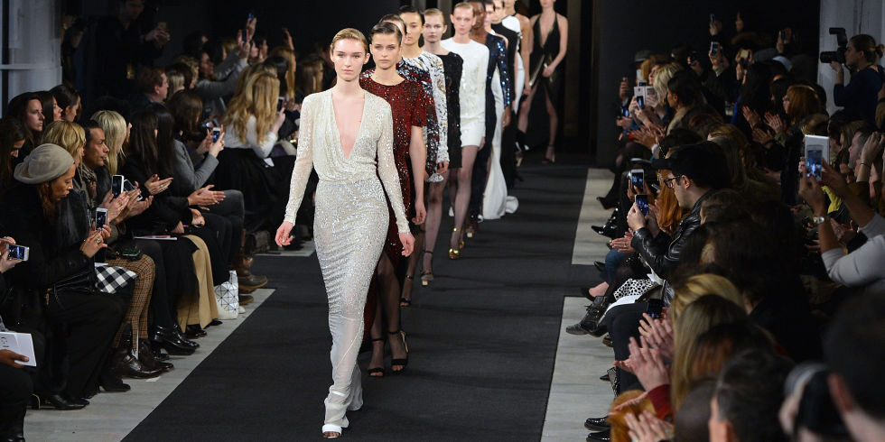 new your fashion week show catwalk tickets