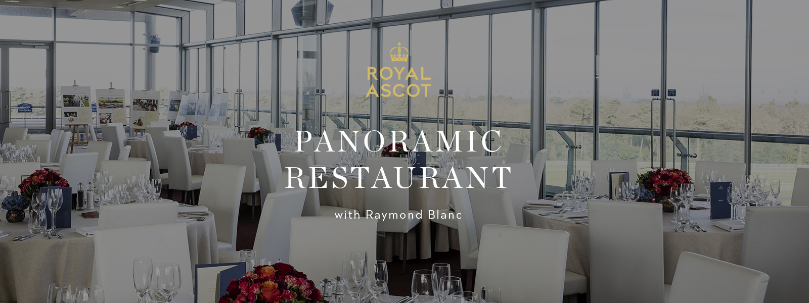 Panoramic restaurant Hospitality package
