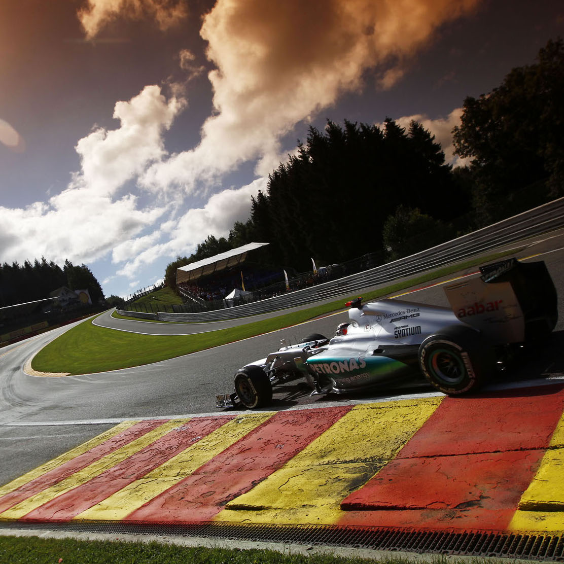 Belgian Grand Prix Tickets and Hospitality