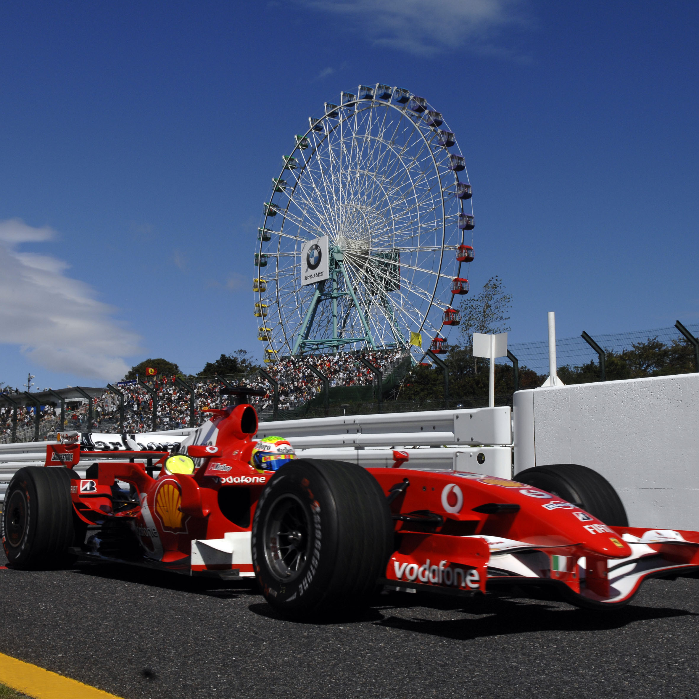 Japanese Grand Prix Tickets and Hospitality