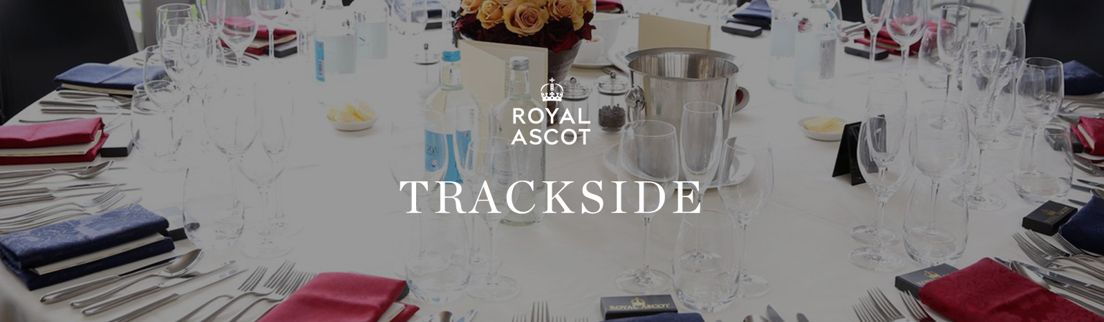 Trackside Hospitality package