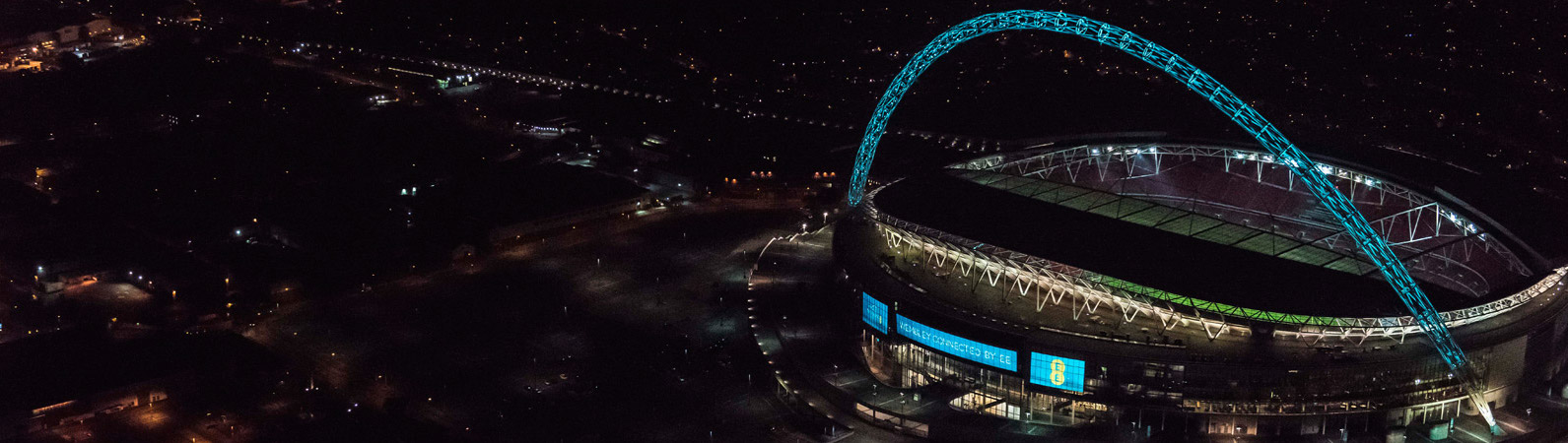 Wembley Stadium tickets and events with Hospitality options
