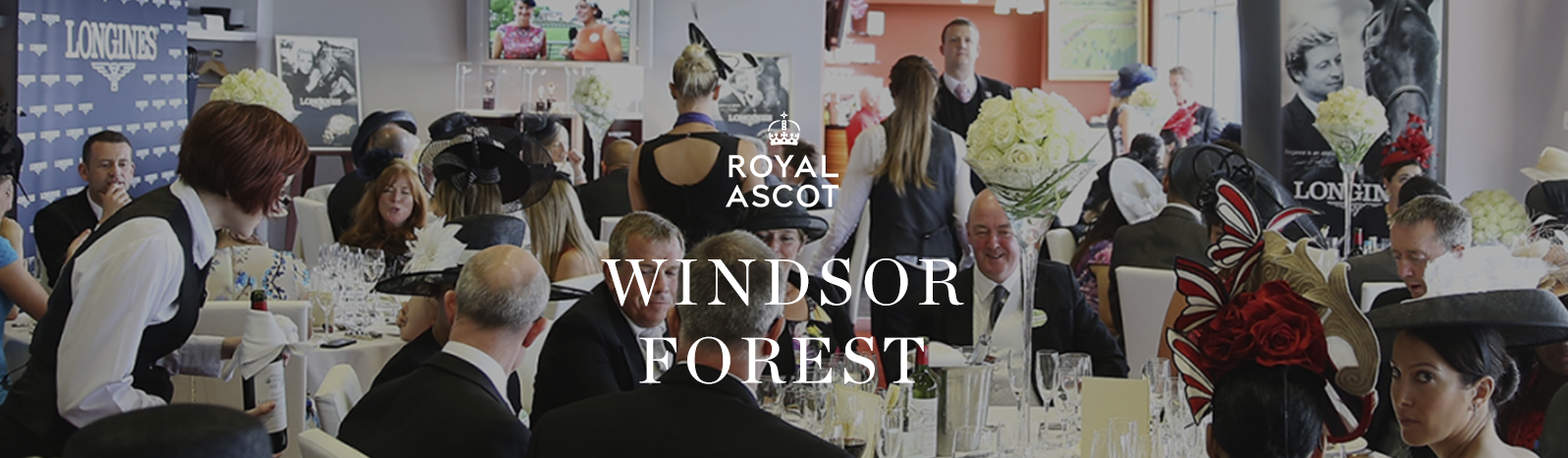 Windsor forest Hospitality package Ascot