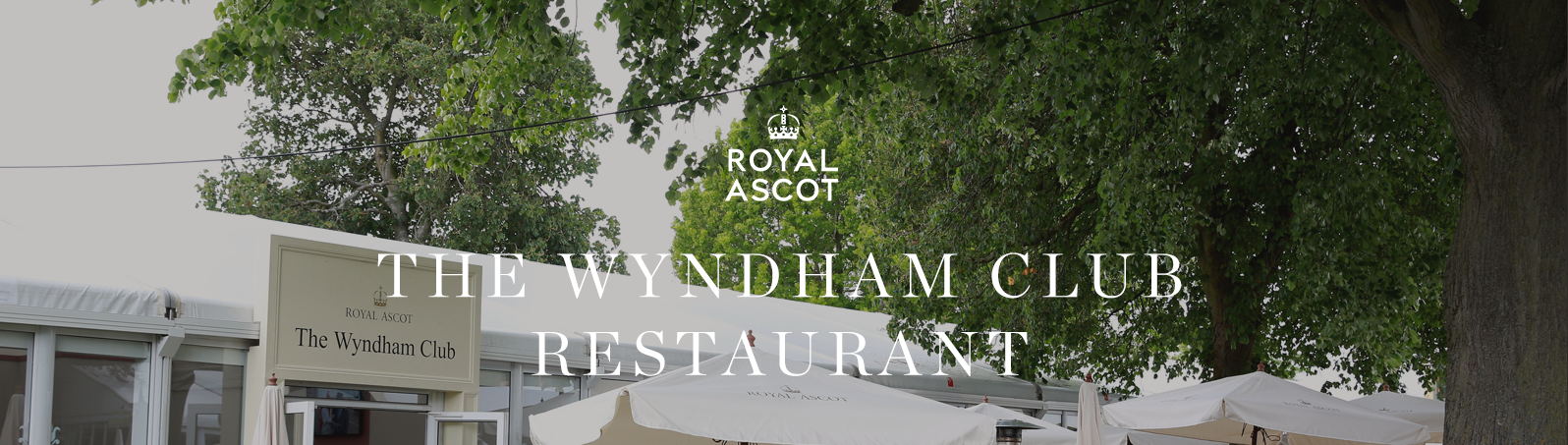 The Wyndham Club Hospitality package