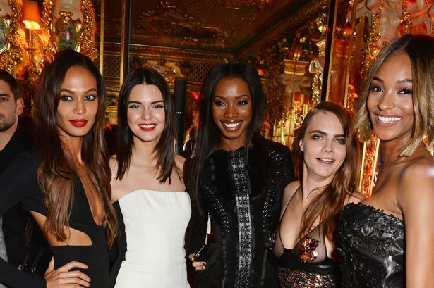 british fashion awards afterparty with sincura