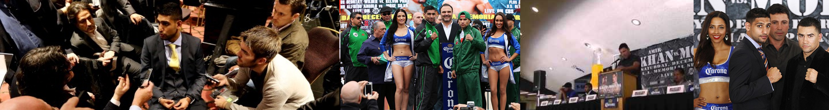 sincura manage press conference for amir khan vs carlos molina