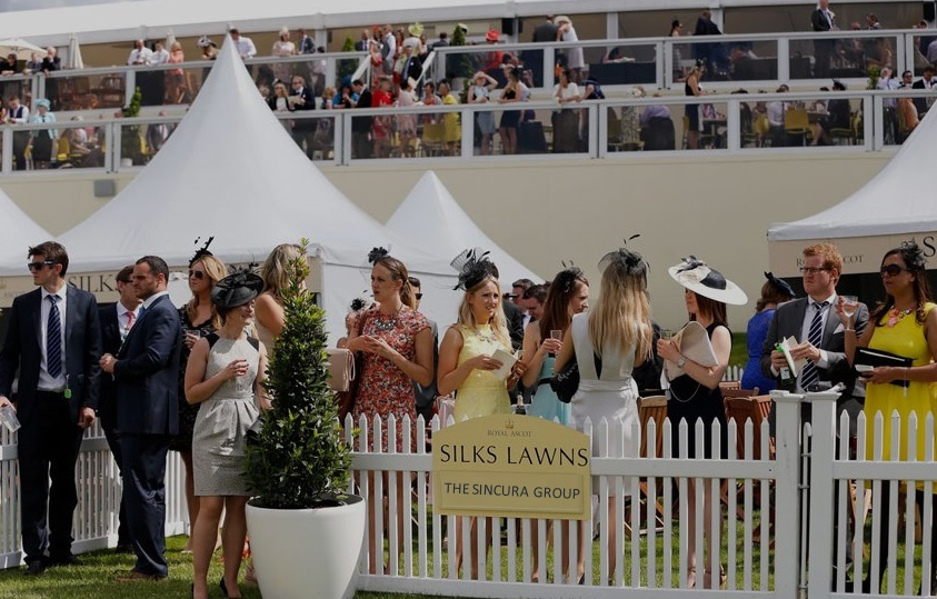 sincura hospitality at royal ascot ladies day
