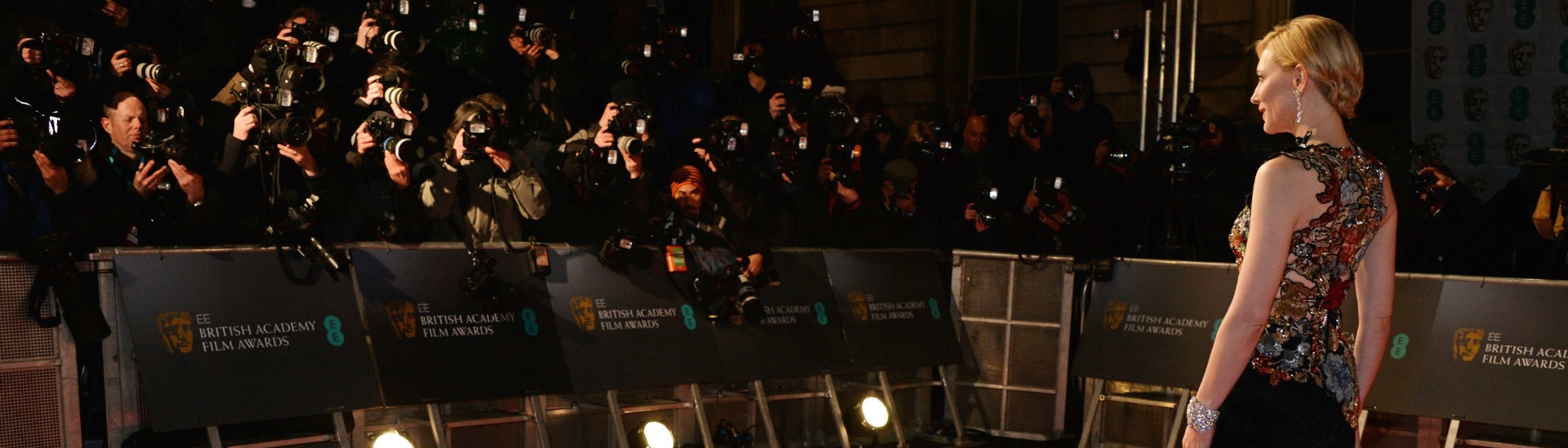 Gain access to the BAFTA Red Carpet