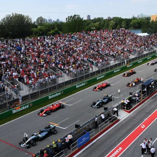 Canadian Grand Prix Tickets and Hospitality