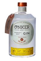 Brand work with conker gin