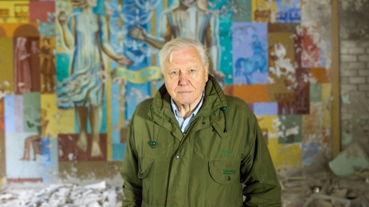 walk the red carpet and attend the david attenborough film premiere