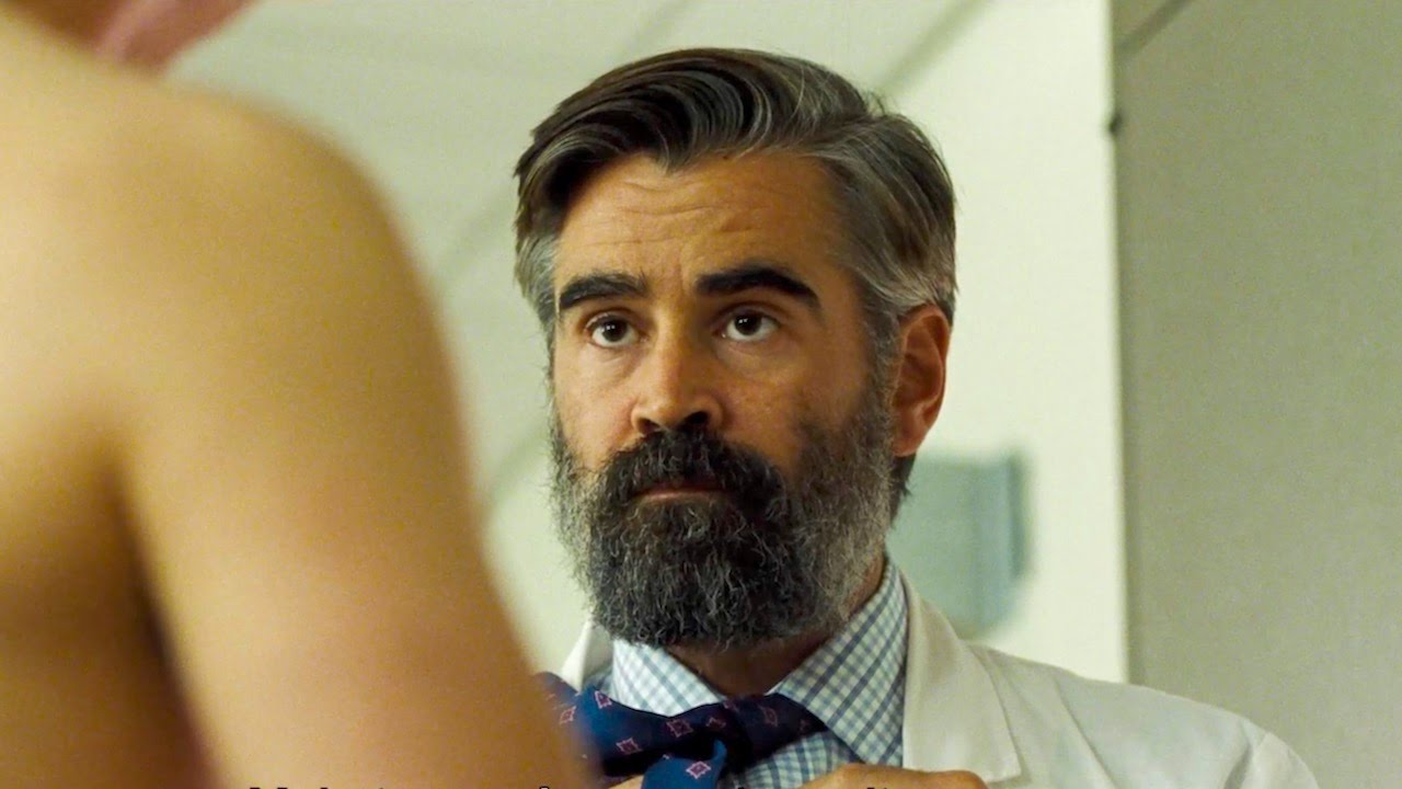 killing of a sacred deer, colin farrell