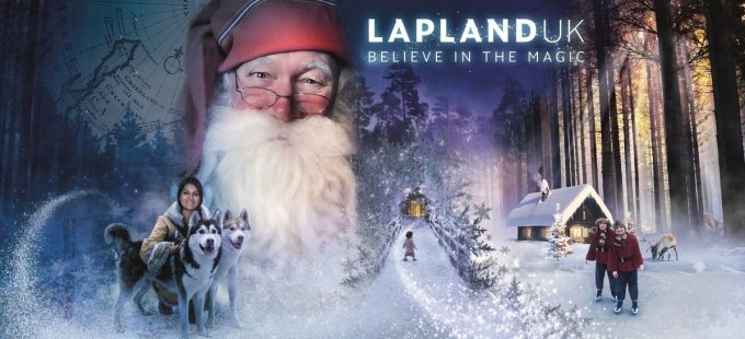 Lapland VIP Tickets