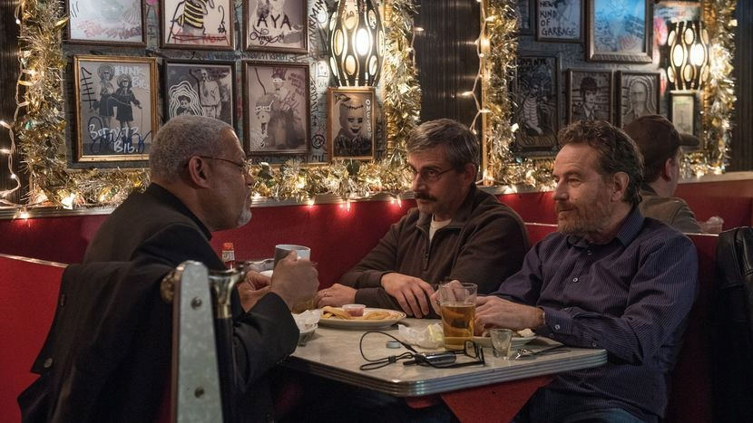 london film festival LAST FLAG FLYING - Sunday 08 October 2017 18:00 Odeon Leicester Square