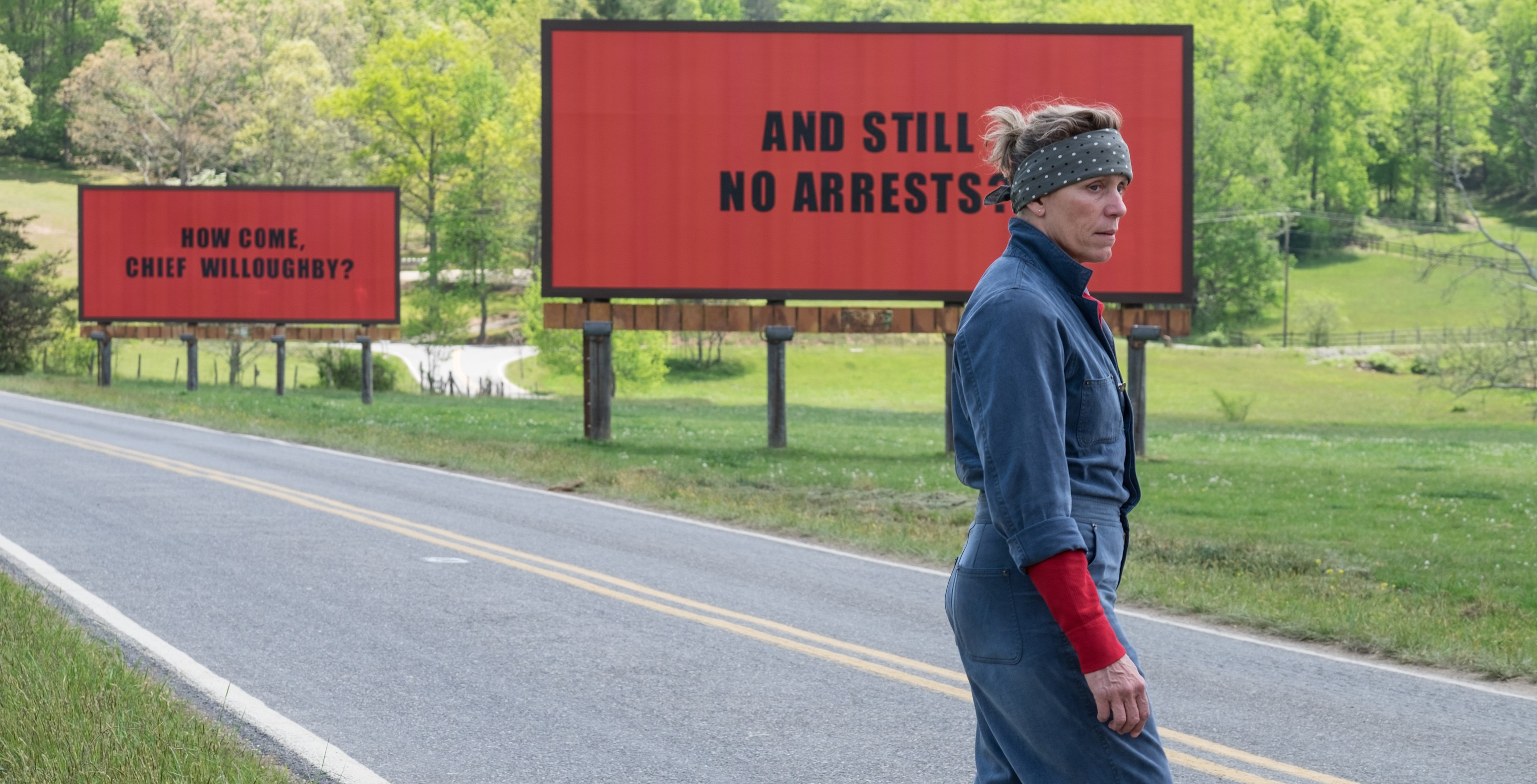 london film festival tickets CLOSING NIGHT GALA - THREE BILLBOARDS OUTSIDE EBBING, MISSOURI - Sunday 15 October 2017 19:00