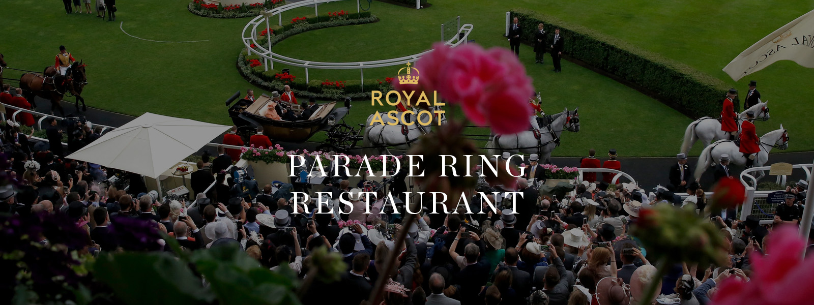 Parade Ring Restaurant Hospitality package