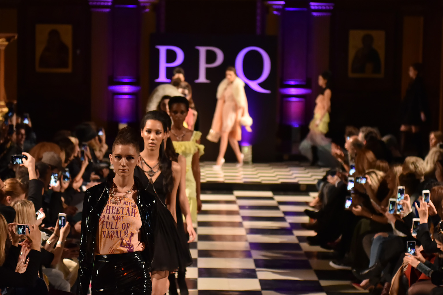 attend ppq london fashion week with Sincura tickets