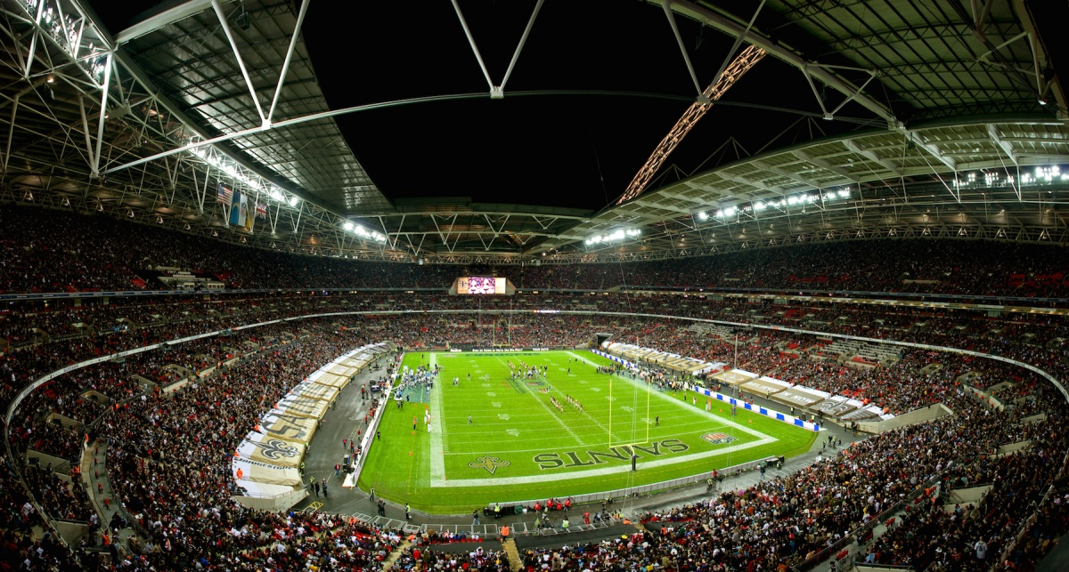 NFL London 2020 VIP tickets and hospitality